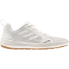 Adidas Men's Terrex CC Boat Shoe - 8 - Non-Dyed / Chalk White / Grey One