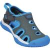 Keen Toddlers' Stingray Sandal - 6 - Magnet / Brilliant Blue