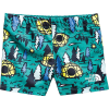 The North Face Infant Class V Water 2.5 Inch Short - 18M - Jaiden Green Happy Campy Print