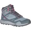 Merrell Women's Altalight Mid Waterproof Shoe - 10 - Monument / Erica