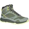 Merrell Women's Altalight Mid Waterproof Shoe - 10 - Lichen