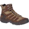 Merrell Men's Strongbound Mid Waterproof Boot - 11.5 - Earth