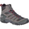 Merrell Men's Strongbound Mid Waterproof Boot - 7.5 - Charcoal