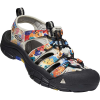 Keen Women's Newport H2 Sandal - 9 - Grey Multi