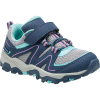 Merrell Kid's Trail Quest Jr Shoe - 10 - Navy / Grey / Turquoise
