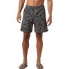 Columbia Men's Super Backcast 6 Inch Water Short - Small - Sorbet Fish Wave Print