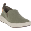 Merrell Men's Gridway Moc Canvas Shoe - 7 - Olive