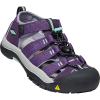 Keen Youth Newport H2 Shoe - 6 - Purple Pennant / Lavender Grey
