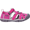 Keen Kids' Seacamp II CNX Sandal - 11 - Very Berry / Dawn Pink