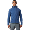 Mountain Hardwear Men's Keele Hoody - Medium - Better Blue