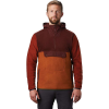 Mountain Hardwear Men's Unclassic Fleece Pullover - Medium - Dark Umber