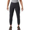 Mountain Hardwear Women's Dynama X Ankle Pant - Medium - Dark Storm