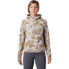Mountain Hardwear Women's Echo Lake Hoody - Medium - Light Dunes