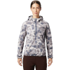 Mountain Hardwear Women's Echo Lake Hoody - Medium - Zinc