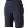 Mountain Hardwear Women's Dynama Bermuda Shorts - Small - Dark Zinc