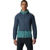 Mountain Hardwear Men's Kor Strata Climb Jacket - Small - Zinc