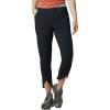 Mountain Hardwear Women's Railay Ankle Pant - Large - Dark Storm