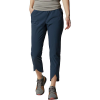 Mountain Hardwear Women's Railay Ankle Pant - Medium - Zinc Printed