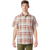 Mountain Hardwear Men's Big Cottonwood SS Shirt - XXL - Lightlands