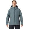 Mountain Hardwear Women's Exposure/2 GTX Paclite Jacket - XS - Light Storm