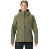 Mountain Hardwear Women's Exposure/2 GTX Paclite Jacket - Large - Light Army