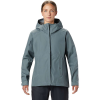 Mountain Hardwear Women's Exposure/2 GTX Paclite Jacket - Medium - Light Storm