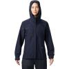 Mountain Hardwear Women's Exposure/2 GTX Paclite Jacket - XS - Dark Zinc