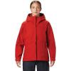 Mountain Hardwear Women's Exposure/2 GTX Paclite Jacket - Small - Desert Red