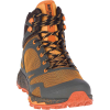 Merrell Men's Altalight Knit Mid Shoe - 10 - Orange