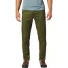 Mountain Hardwear Men's Cederberg Pull On Pant - Large Short - Dark Army