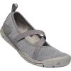 Keen Women's Hush Knit MJ CNX Shoe - 6 - Steel Grey / Drizzle