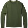 Smartwool Men's Merino 150 Baselayer LS Pattern Top - XL - Chive