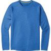 Smartwool Men's Merino 150 Baselayer LS Pattern Top - XL - Bright Cobalt