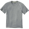 Smartwool Men's Merino 150 Baselayer SS Pattern Top - Medium - Light Gray