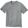 Smartwool Men's Merino 150 Baselayer SS Pattern Top - Large - Light Gray