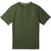 Smartwool Men's Merino 150 Baselayer SS Pattern Top - XL - Chive