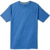 Smartwool Men's Merino 150 Baselayer SS Pattern Top - Large - Bright Cobalt