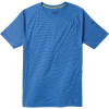 Smartwool Men's Merino 150 Baselayer SS Pattern Top - XXL - Bright Cobalt