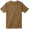 Smartwool Men's Merino 150 Baselayer SS Pattern Top - Medium - Dark Desert Sand
