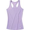 Smartwool Women's Merino 150 Baselayer Print Tank - Small - Cascade Purple
