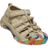 Keen Kids' Newport H2 Shoe - 8 - Safari / Multi