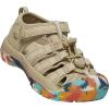 Keen Kids' Newport H2 Shoe - 11 - Safari / Multi