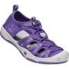 Keen Youth Moxie Sandal - 6 - Royal Purple / Vapor
