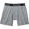 Smartwool Men's Merino 150 Pattern Boxer Brief - Large - Light Gray
