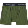 Smartwool Men's Merino 150 Pattern Boxer Brief - Large - Chive