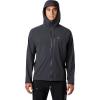 Mountain Hardwear Men's Stretch Ozonic Jacket - XL - Dark Storm