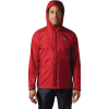Mountain Hardwear Men's Acadia Jacket - XXL - Dark Brick