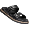 Keen Women's Lana Slide - 6.5 - Black / Black