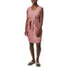 Columbia Women's Summer Chill Dress - Small - Dusty Crimson