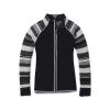 Smartwool Women's Dacono Ski Full Zip Sweater - XS - Black